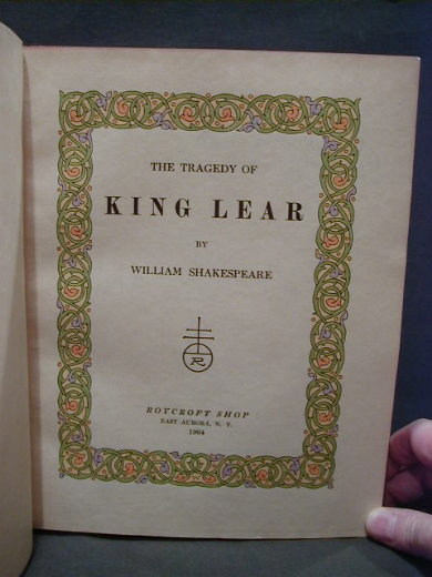 the themes of blindness in king lear by william shakespeare