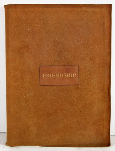 the essay on friendship ed